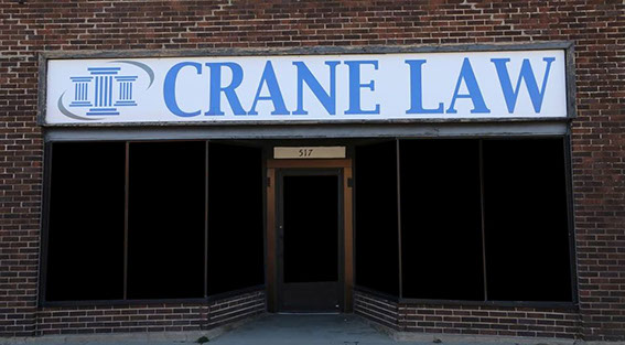 crane law office building